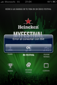Heineken My Festival
